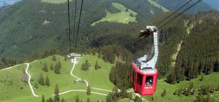Hochfelln - Seilbahn